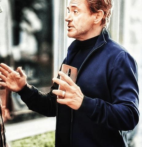 OnePlus 8 Pro se pojavljuje u ruci holivudske zvijezde 1
