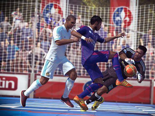 Pregled FIFA Street | Stvari 1