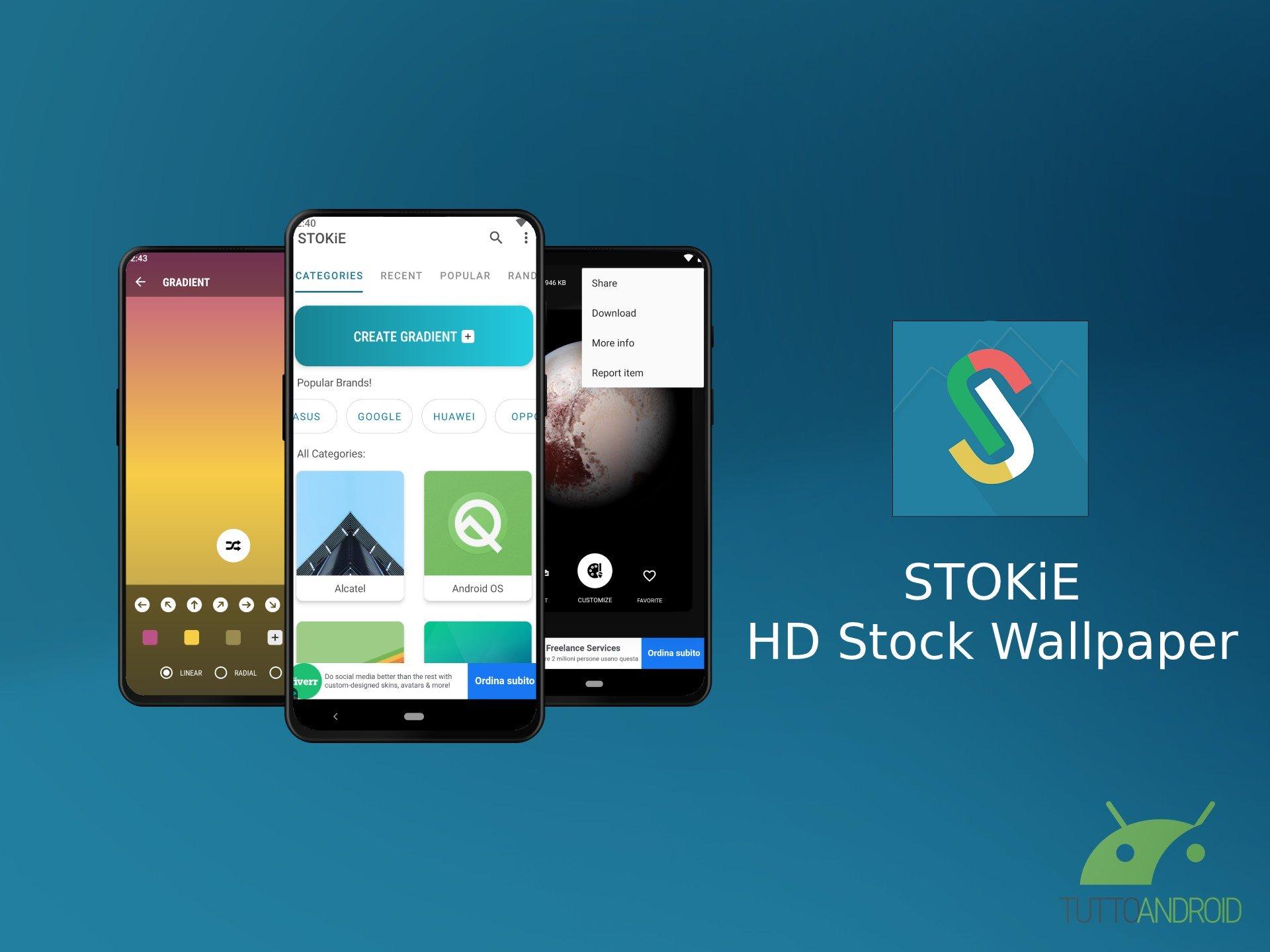 Zato instalirajte STOKiE, aplikaciju sa stotinama pozadinskih dionica 1