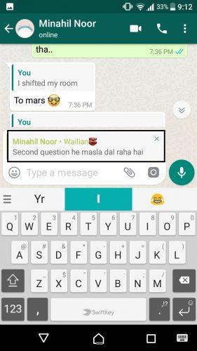 🥇 Kako privatno odgovoriti na WhatsApp poruke na grupnom chatu