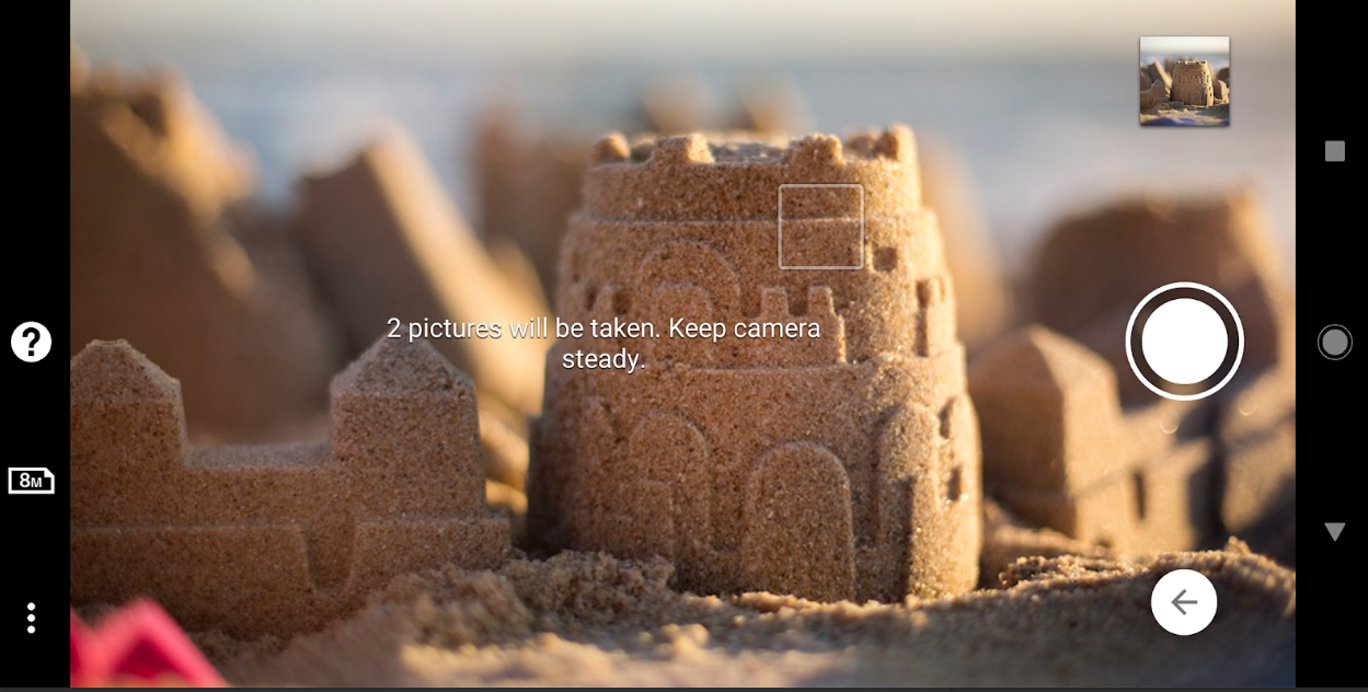 Aplikacija Bokeh - zamućenje foto pozadine
