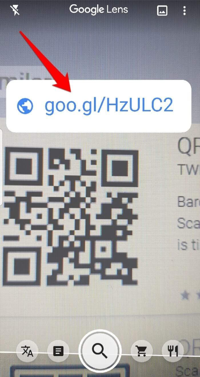 🥇 Kako čitati QR kôd na Android telefonu