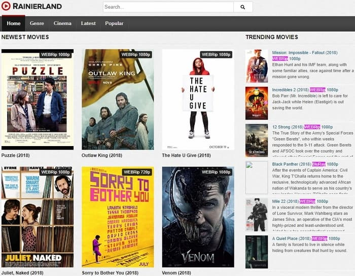 Hrvatski sajtovi za gledanje filmova